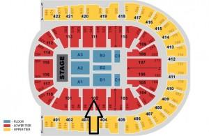 O2-Arena-Seating-Plan