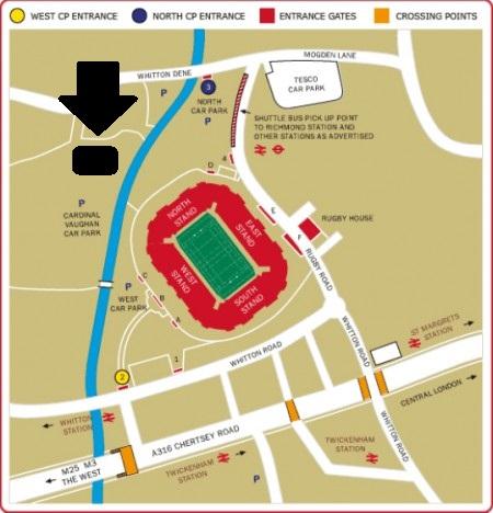 Car Parking Near Millennium Stadium Cardiff