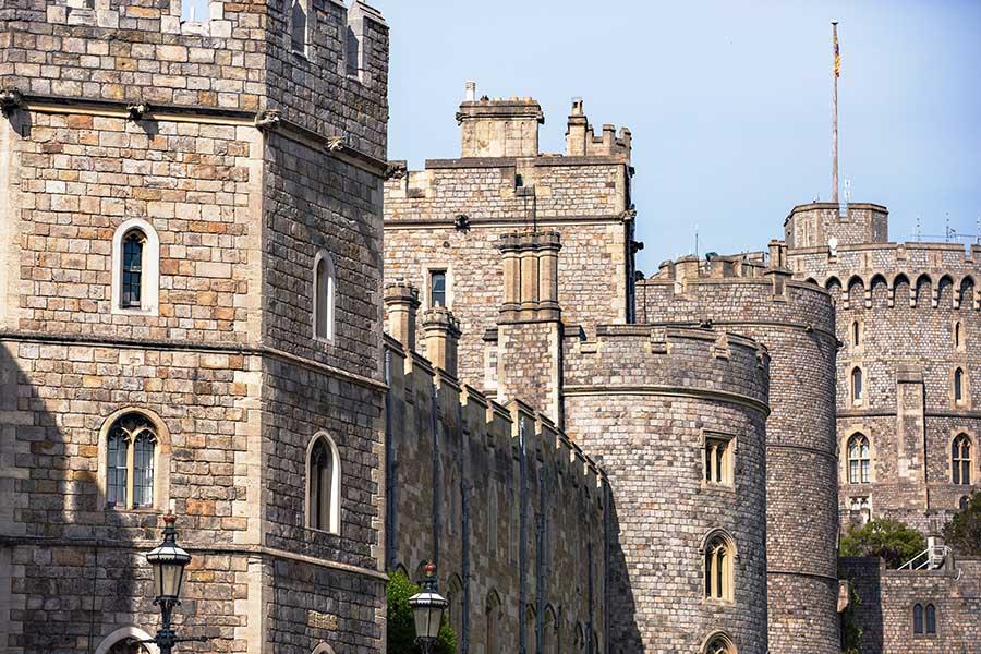 Windsor Castle Private Tour - October 2018 Windsor Castle in Berkshire