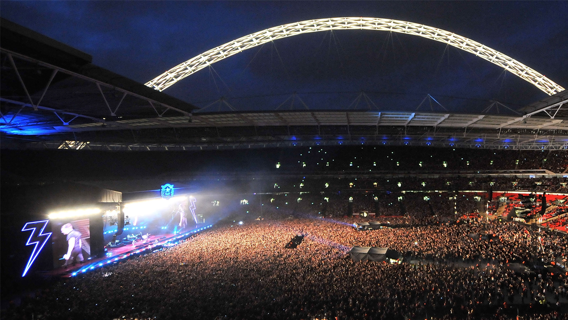Bts Corporate Hospitality And Premium View Seats Wembley