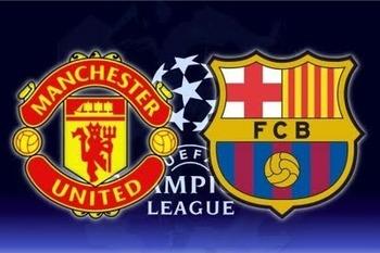 Manchester United Barcelona