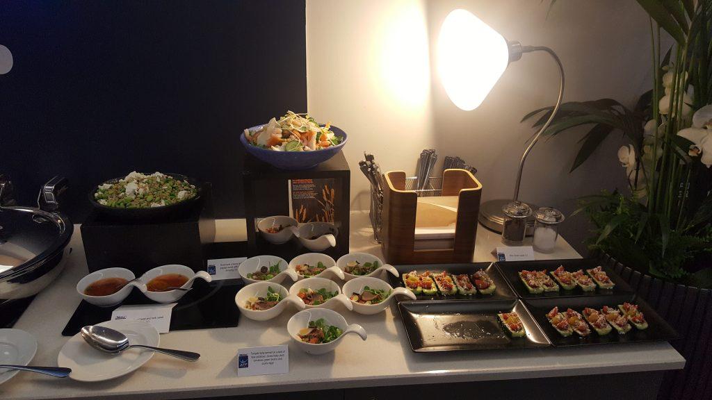 Lewis Capaldi suite catering