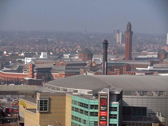 Manchester Arena VIP seats