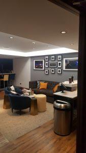 Lewis Capaldi o2 arena suite