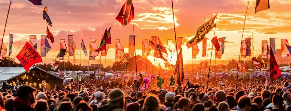 Image result for glastonbury festival hospitality camping