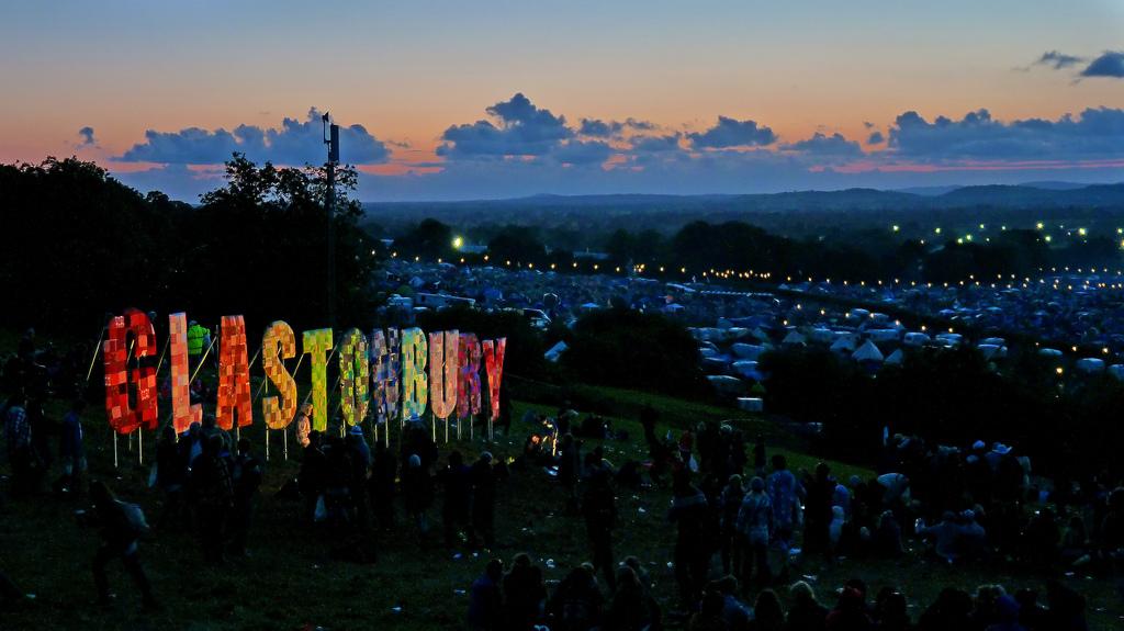 Glastonbury Festival hospitality 2021