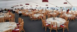 Cheltenham festival private tables
