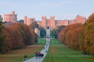 Windsor castle vip access