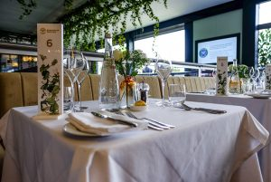 Rosewater Pavilion Wimbledon hospitality reserved tables