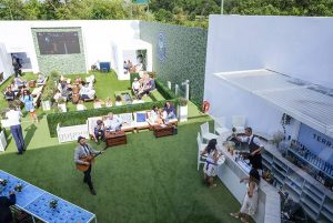 Lawn Club Wimbledon hospitality